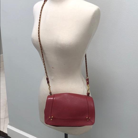 Jerome Dreyfuss Handbags - Jerome Dreyfuss red Crossbody  bag